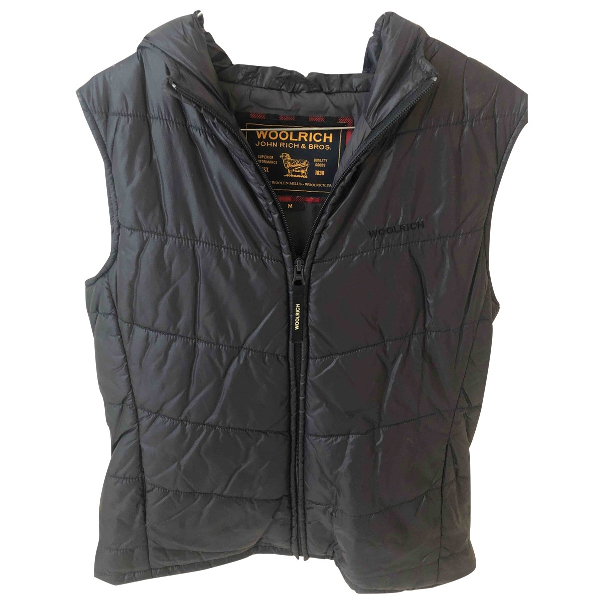 Woolrich \N Black jacket for Women M International