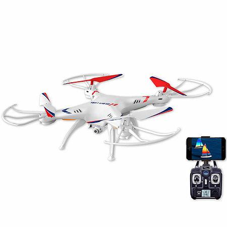 Swift Stream Z-9 Camera Drone, One Size , White