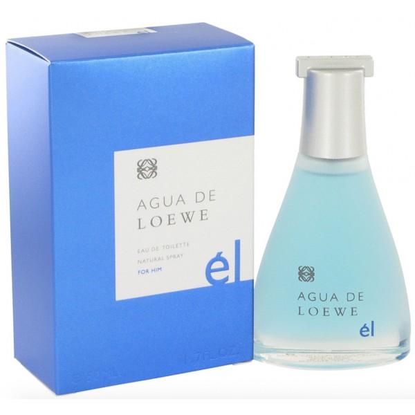 Loewe - Agua De Loewe El : Eau de Toilette Spray 1.7 Oz / 50 ml