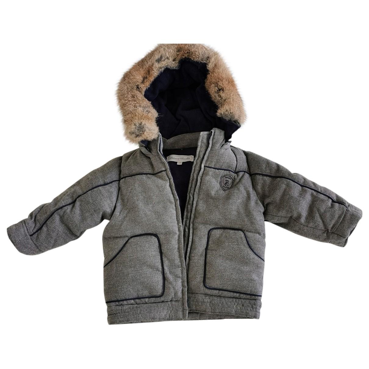 Tartine Et Chocolat \N Grey jacket & coat for Kids 18 months - up to 81cm FR