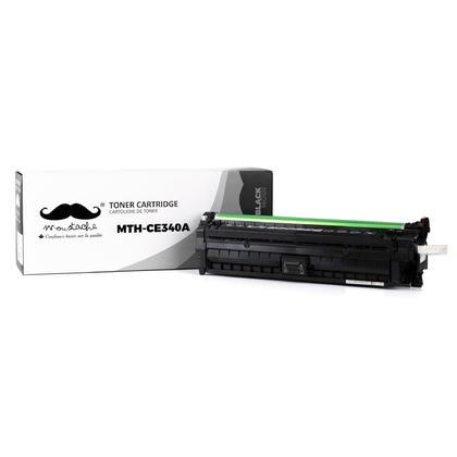 Compatible HP LaserJet Enterprise 700 Color MFP M775z Plus Toner HP 651A CE340A Black