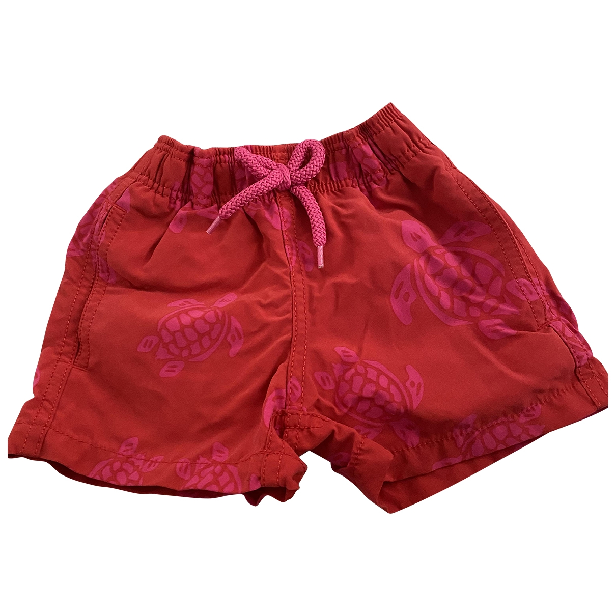 Vilebrequin \N Red Cloth Shorts for Kids 2 years - until 34 inches UK
