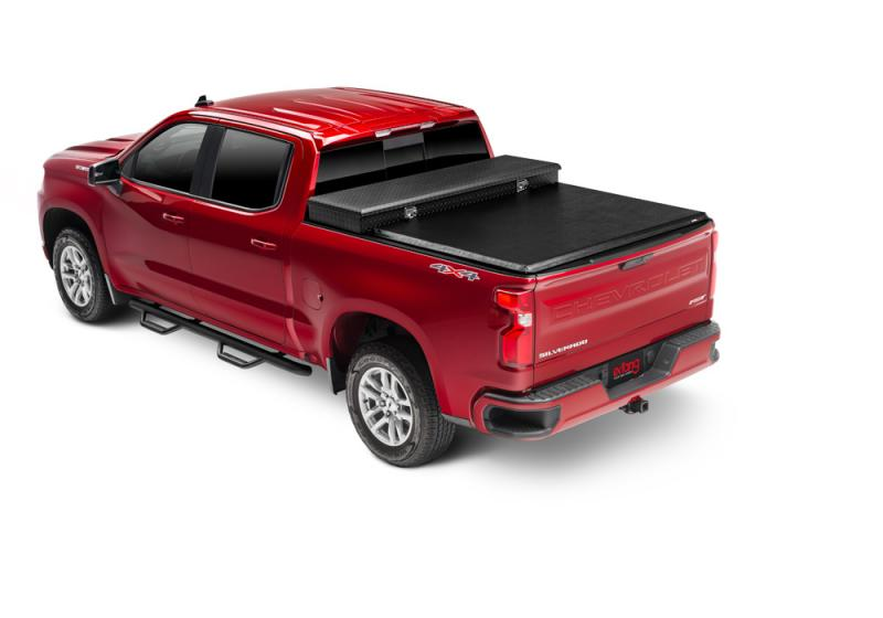 Extang 60456 Express Tool Box - 19 (New Body Style)-20 Silv/Sierra (w/out CarbonPro Bed) 5'9