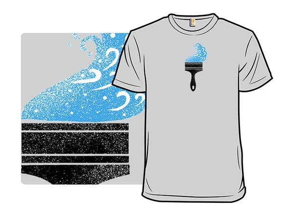 Paintbrush T Shirt