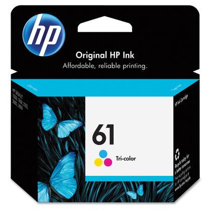 HP 61 CH562WN cartouche d'encre originale tri-couleur