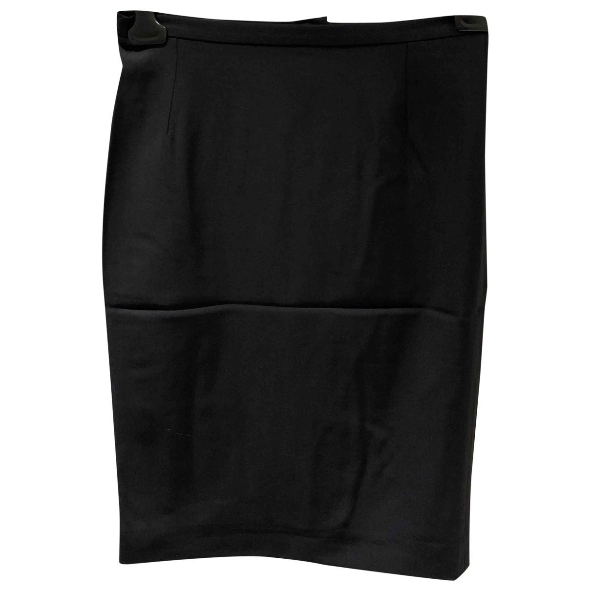 Dolce & Gabbana \N Black skirt for Women 40 IT