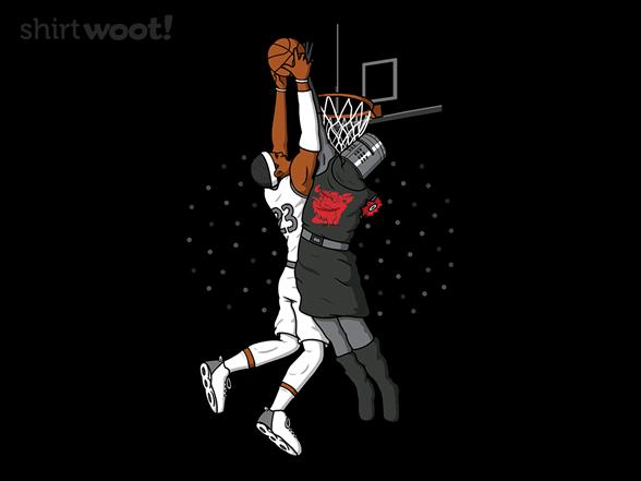 The Block Knight! T Shirt