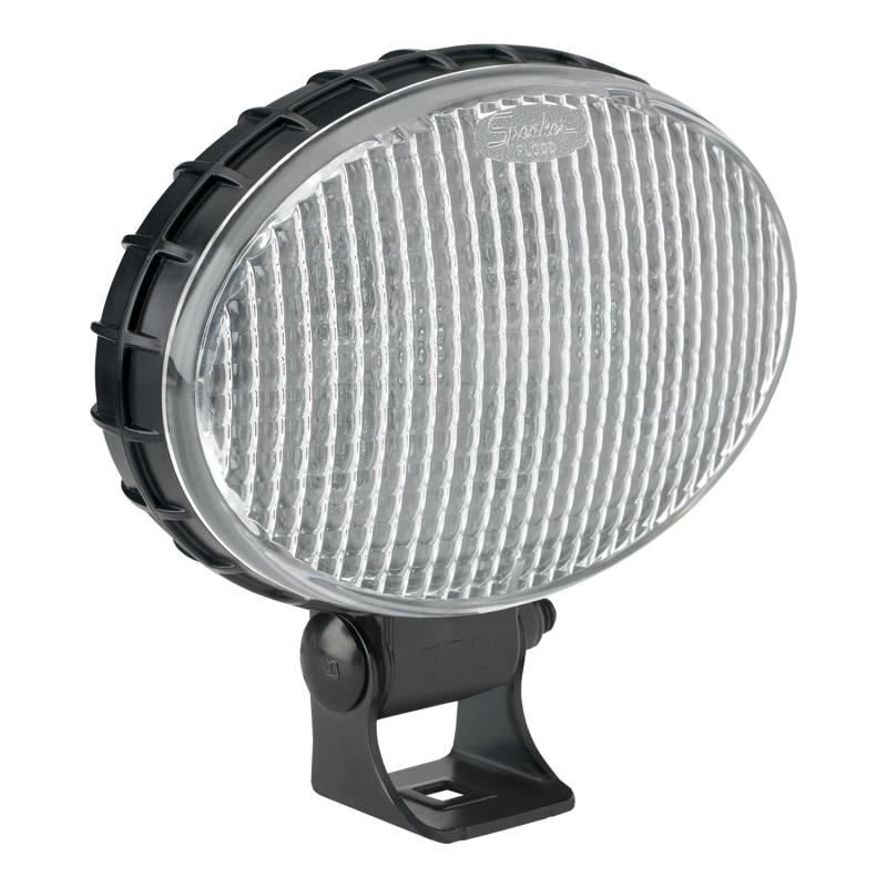 J.W. Speaker 1706241 770F-12/48V XD Worklamp Flood PC