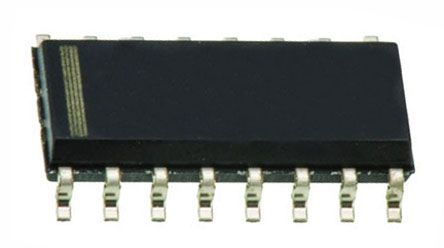 Texas Instruments SN74LS148D, Priority Encoder, 8 to 3, 16-Pin SOIC (5)