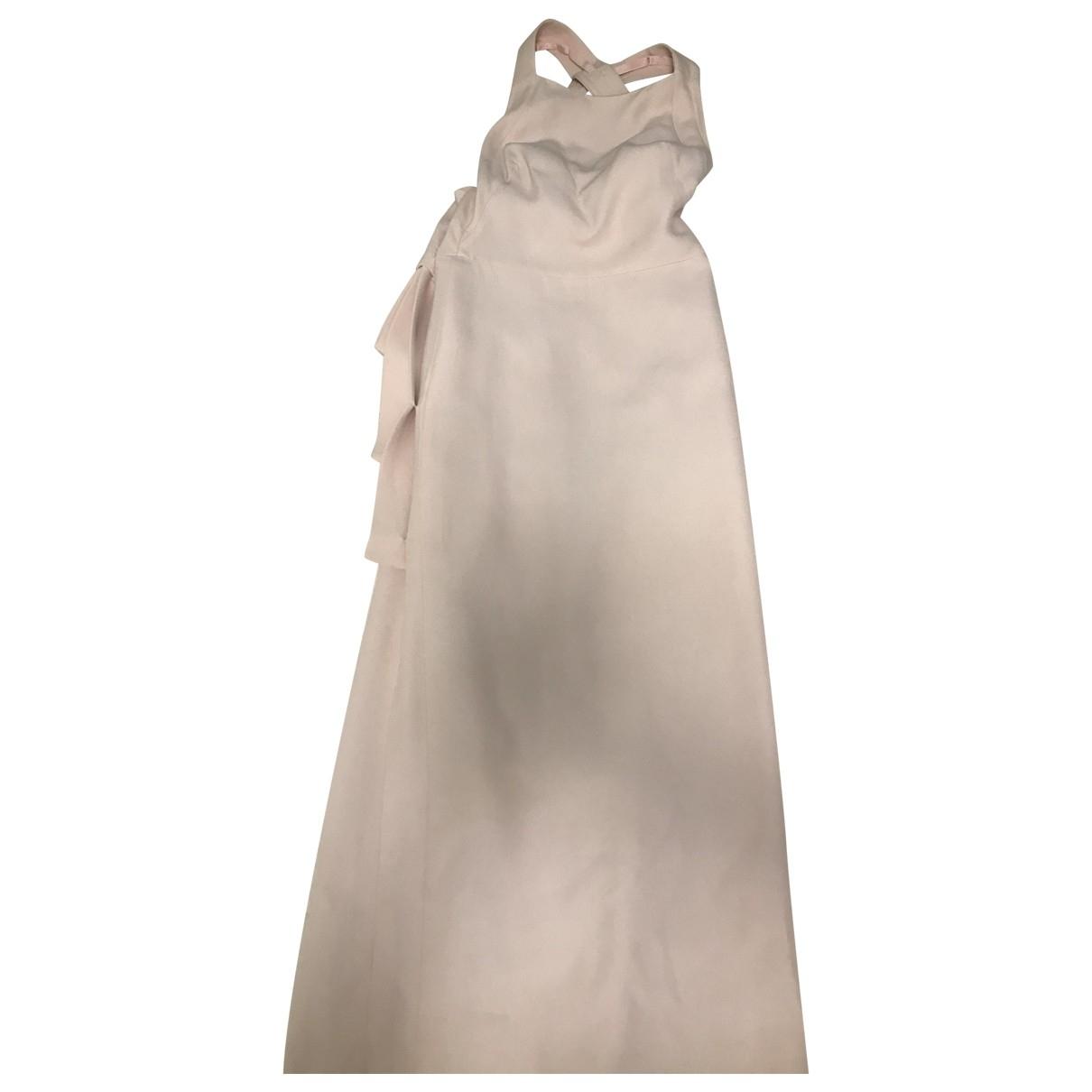 Prada \N Pink dress for Women 40 FR