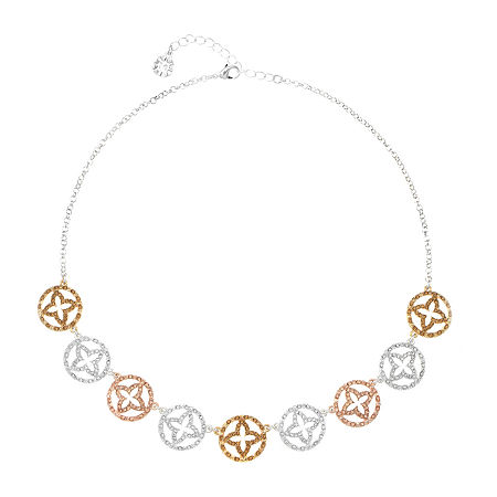 Monet Jewelry 18 Inch Cable Collar Necklace, One Size , Multiple Colors