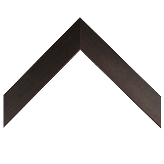 Basic Espresso Stain And Grain Custom Frame By Michaels® in Brown | 8 X 10 | MDF