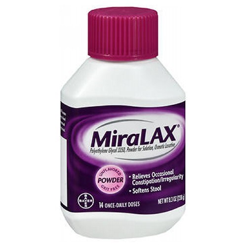 Miralax Powder 14 Doses 8.3 oz by Miralax