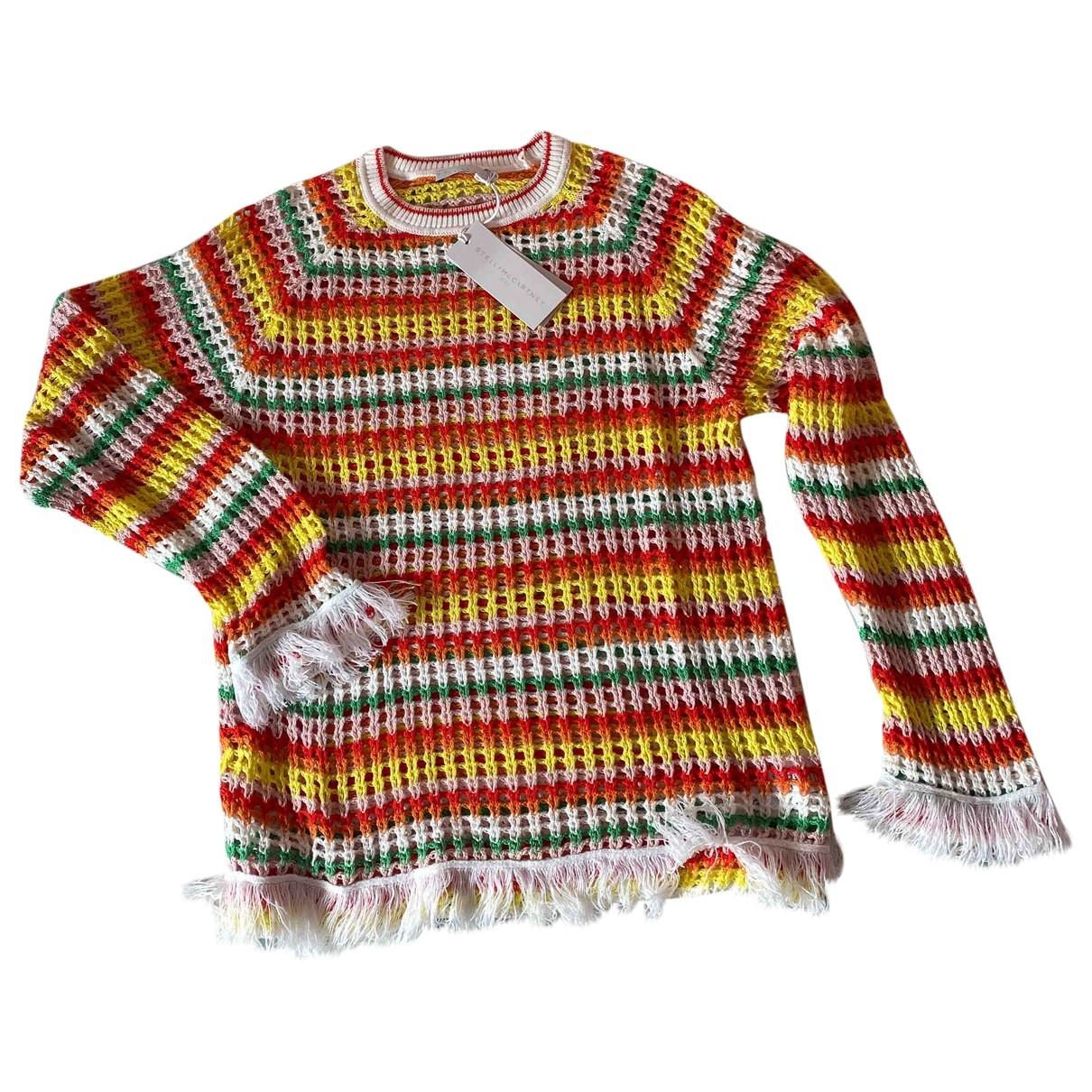 Stella Mccartney \N Multicolour Cotton Knitwear for Kids 14 years - S