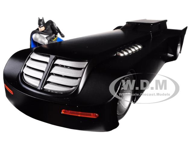 Batmobile with Batman Diecast Figure