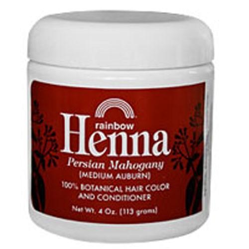Henna PERSIAN MAHOGANY, 4 OZ by Rainbow Research