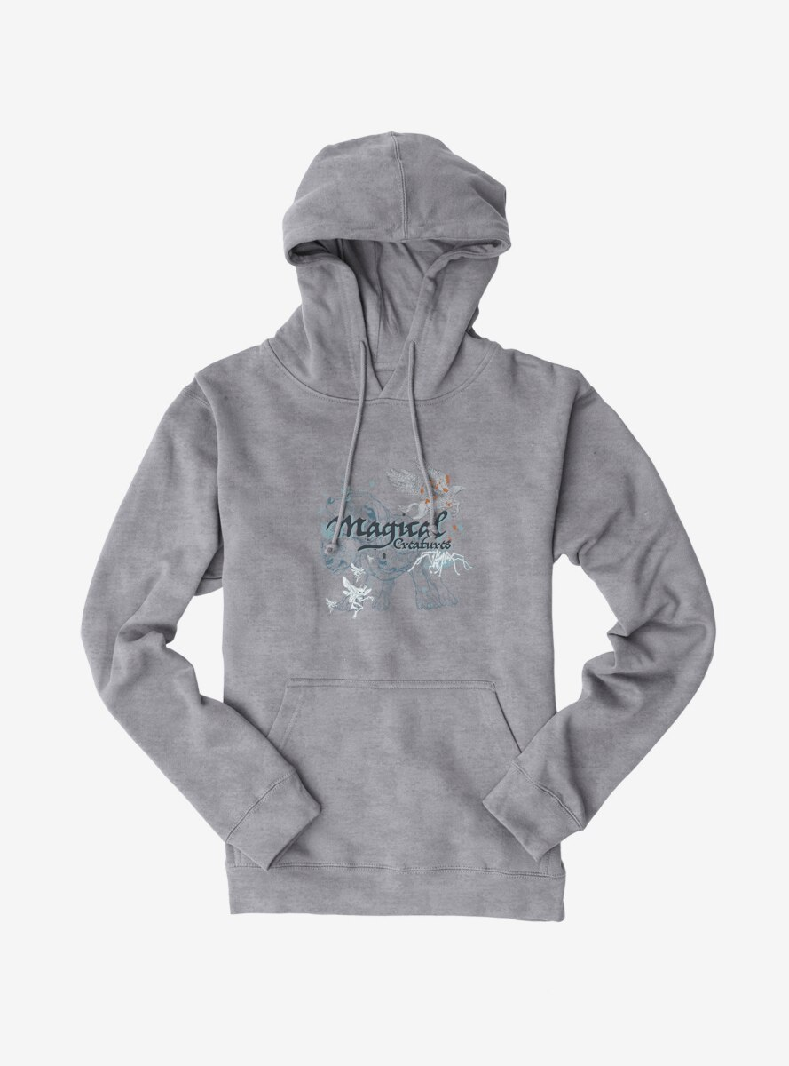 Harry Potter Magical Creatures Hoodie