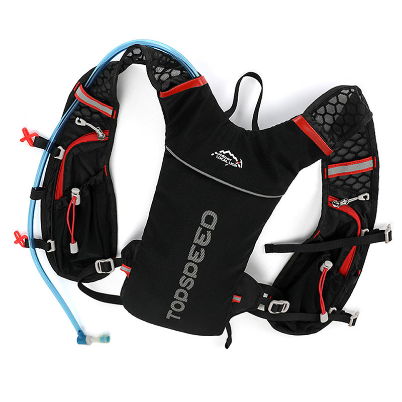 Sport Backpacks 5L Foldable Bike Bag Travel Mountaineering Bag Cycling Bicycle Bag Women Men