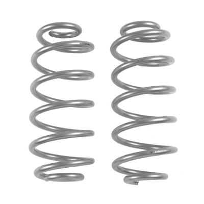Rubicon Express 5.5 Inch lift Coil Springs, Rear, Gray, Pair of 2 - RE1353