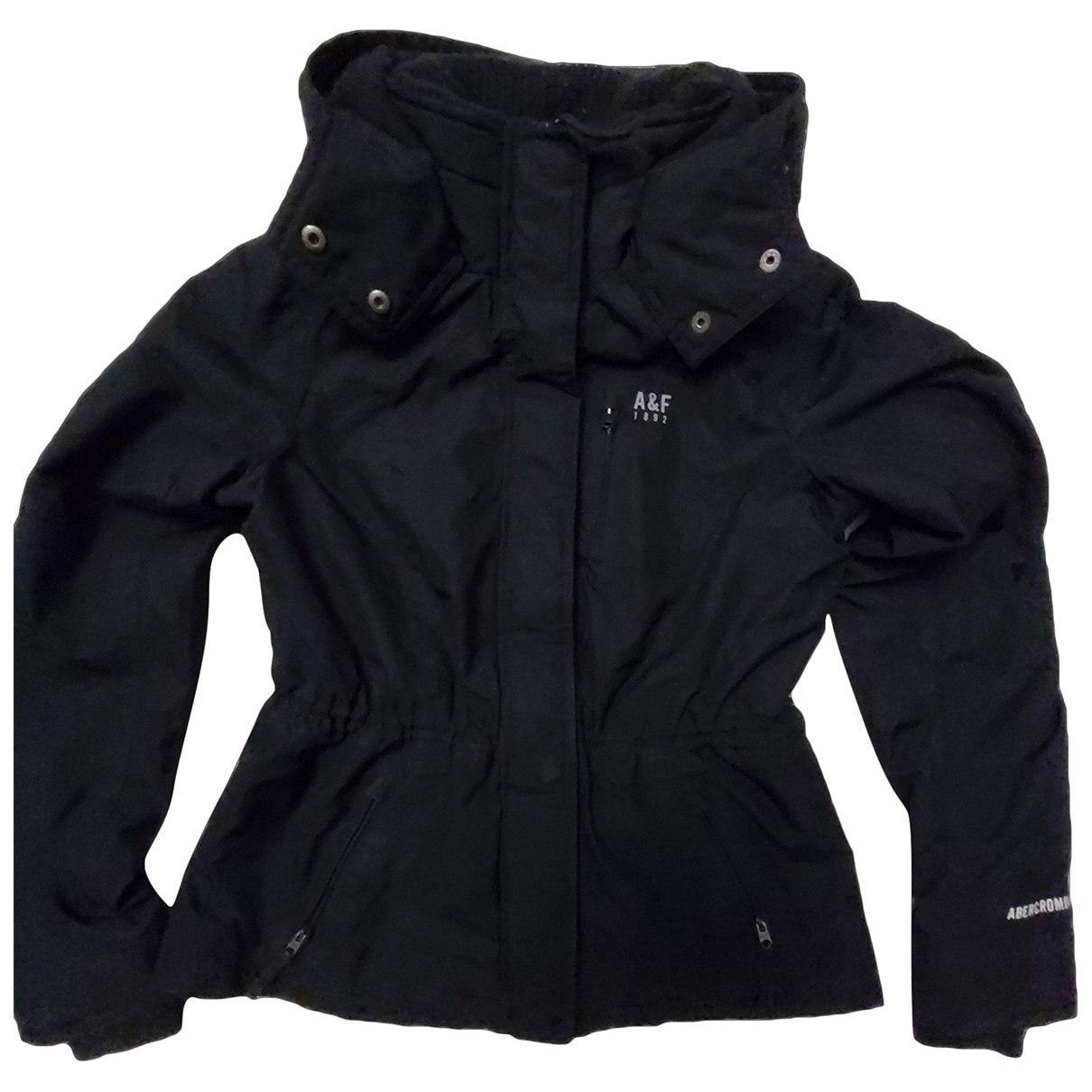 Abercrombie & Fitch \N Navy coat for Women 36 FR