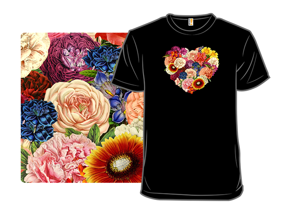 Blooming Love T Shirt