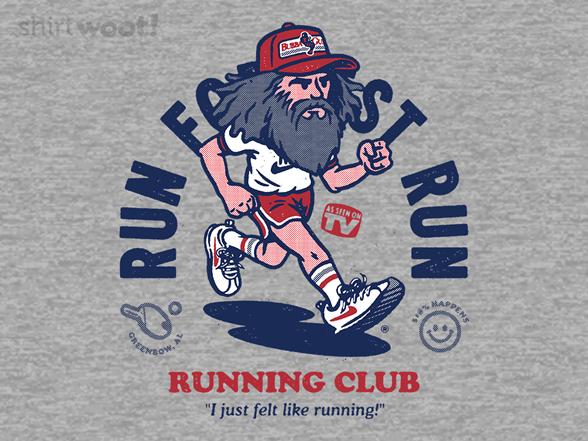Running Club T Shirt