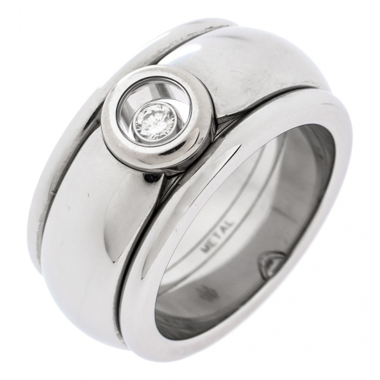 Chopard \N White gold ring for Women 7 ½ US
