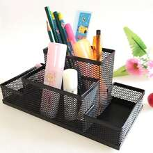 Multi-grid Pen Holder