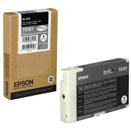 Epson T616100 Original Black Ink Cartridge