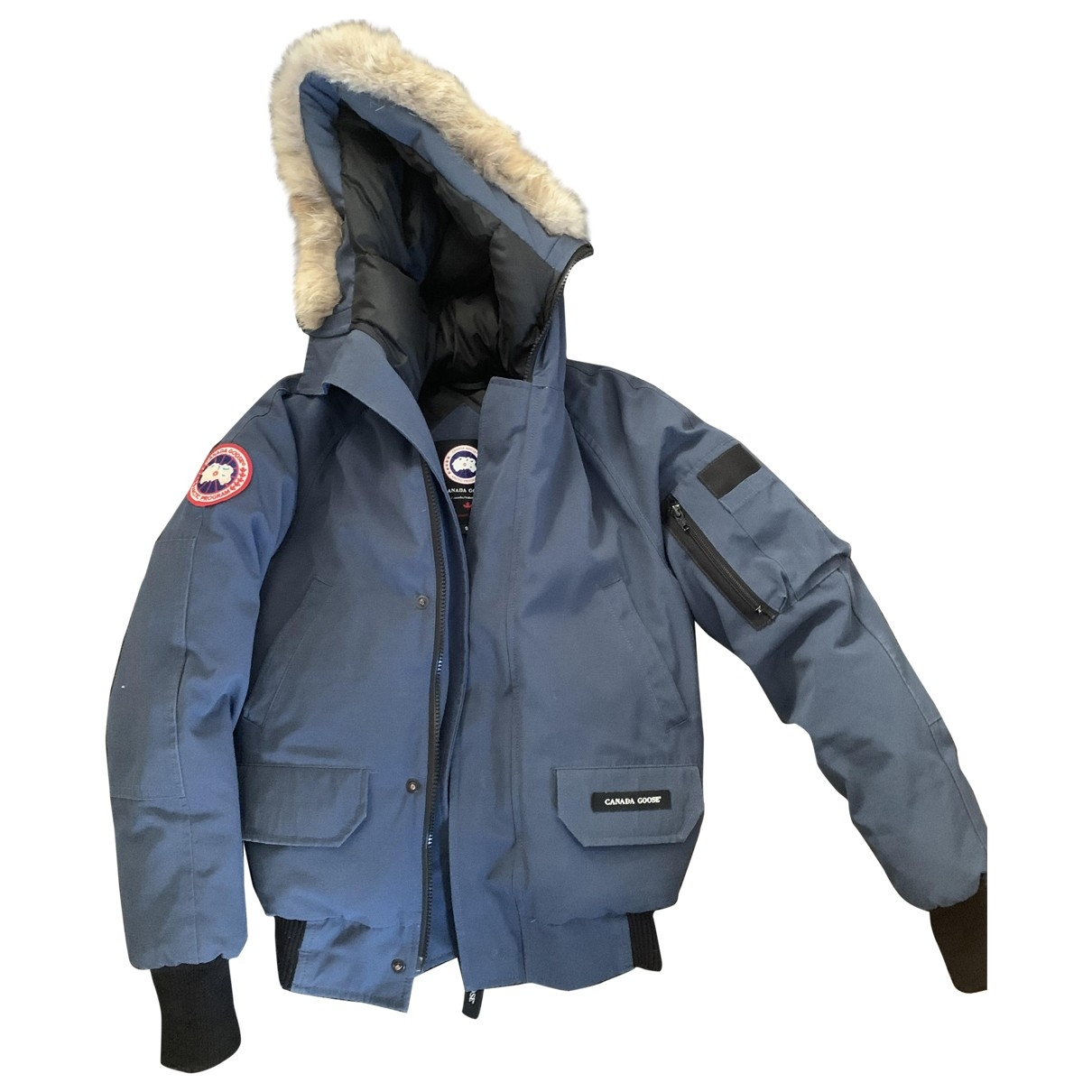 Canada Goose \N Blue jacket & coat for Kids 14 years - S FR
