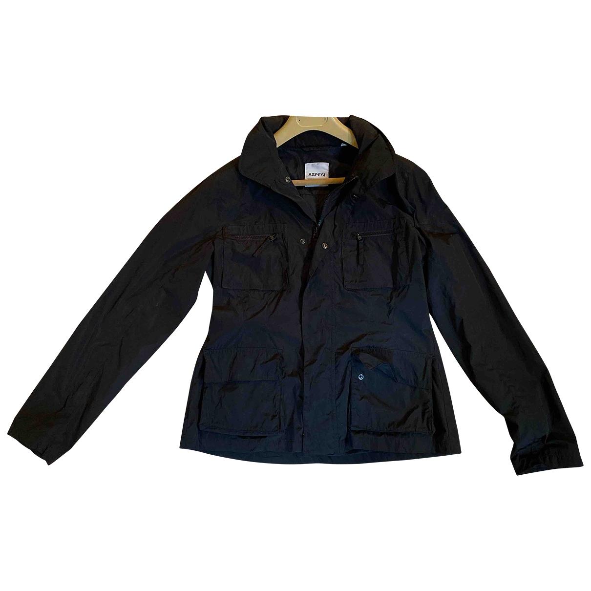 Aspesi \N Black jacket for Women 46 IT