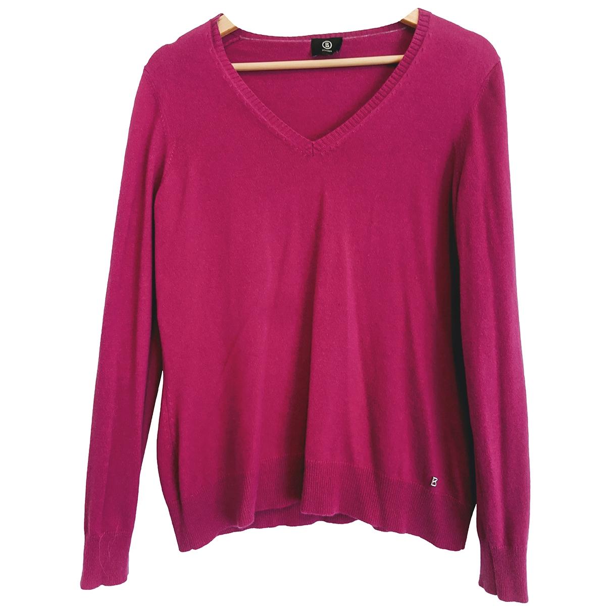 Bogner \N Purple Cashmere Knitwear for Women 12 US