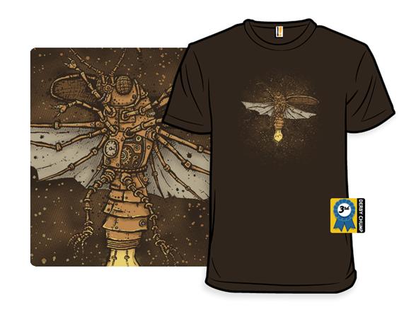 Steampunk Serenity T Shirt