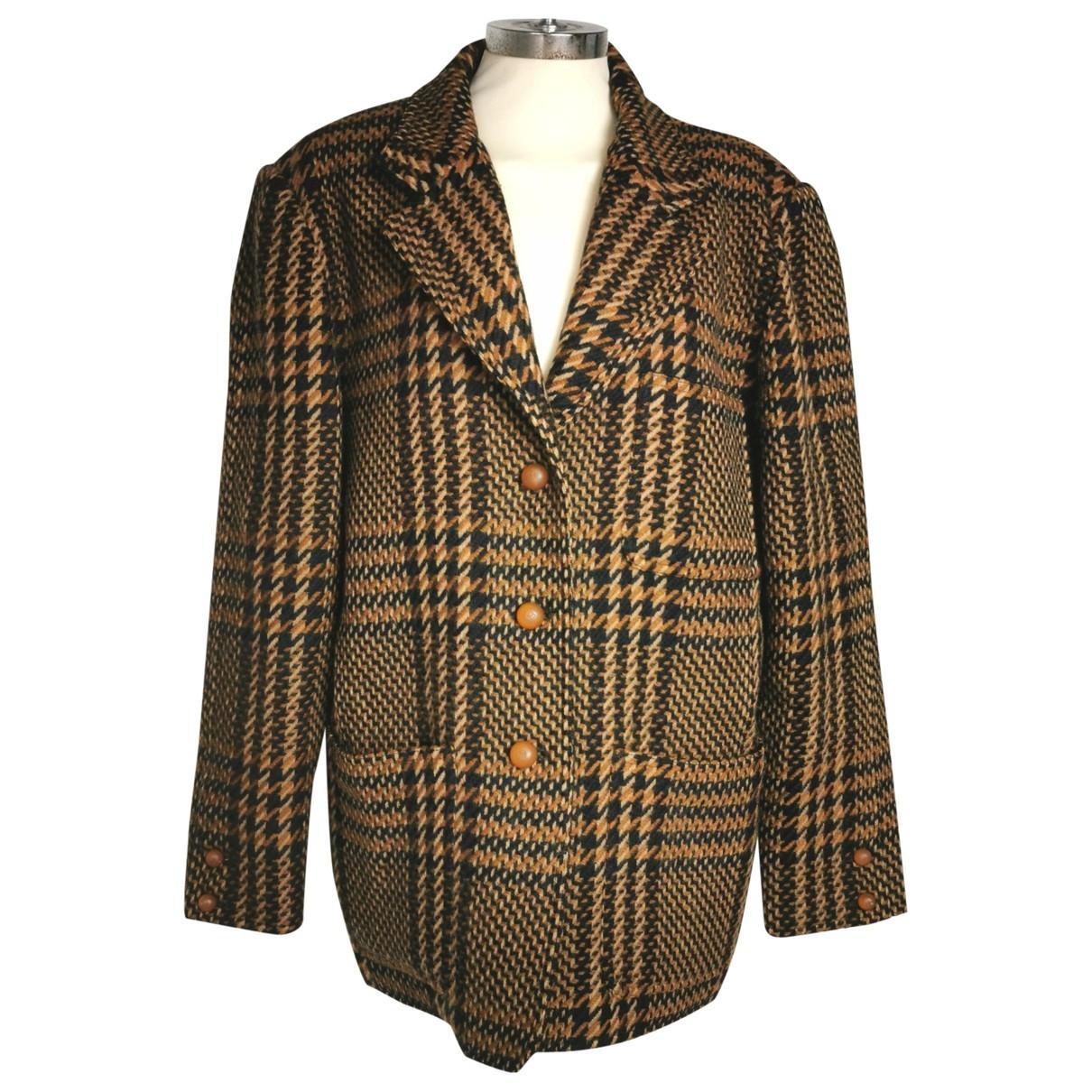 Fendi \N Multicolour Wool jacket for Women 42 IT