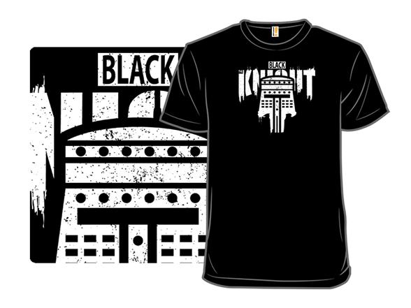 The Knight Punisher T Shirt