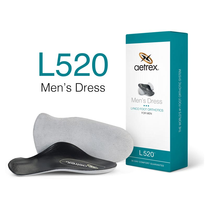 Lynco By Aetrex L520 (Men's) 8 R