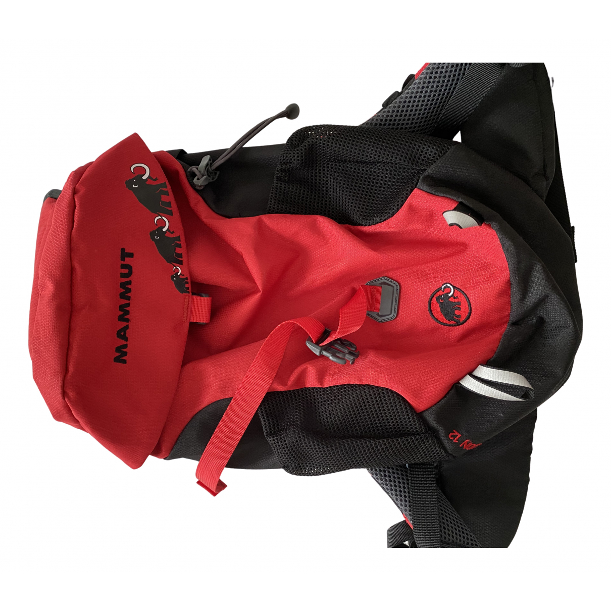 Non Signé / Unsigned \N Red backpack for Women \N