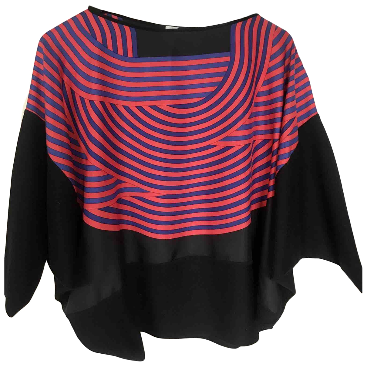 Hermès \N Black Silk Knitwear for Women 40 FR