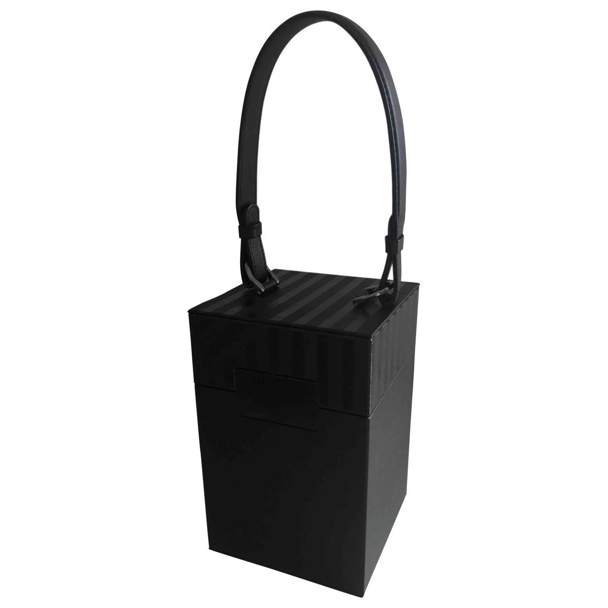 Karl Lagerfeld \N Black Leather Purses, wallet & cases for Women \N