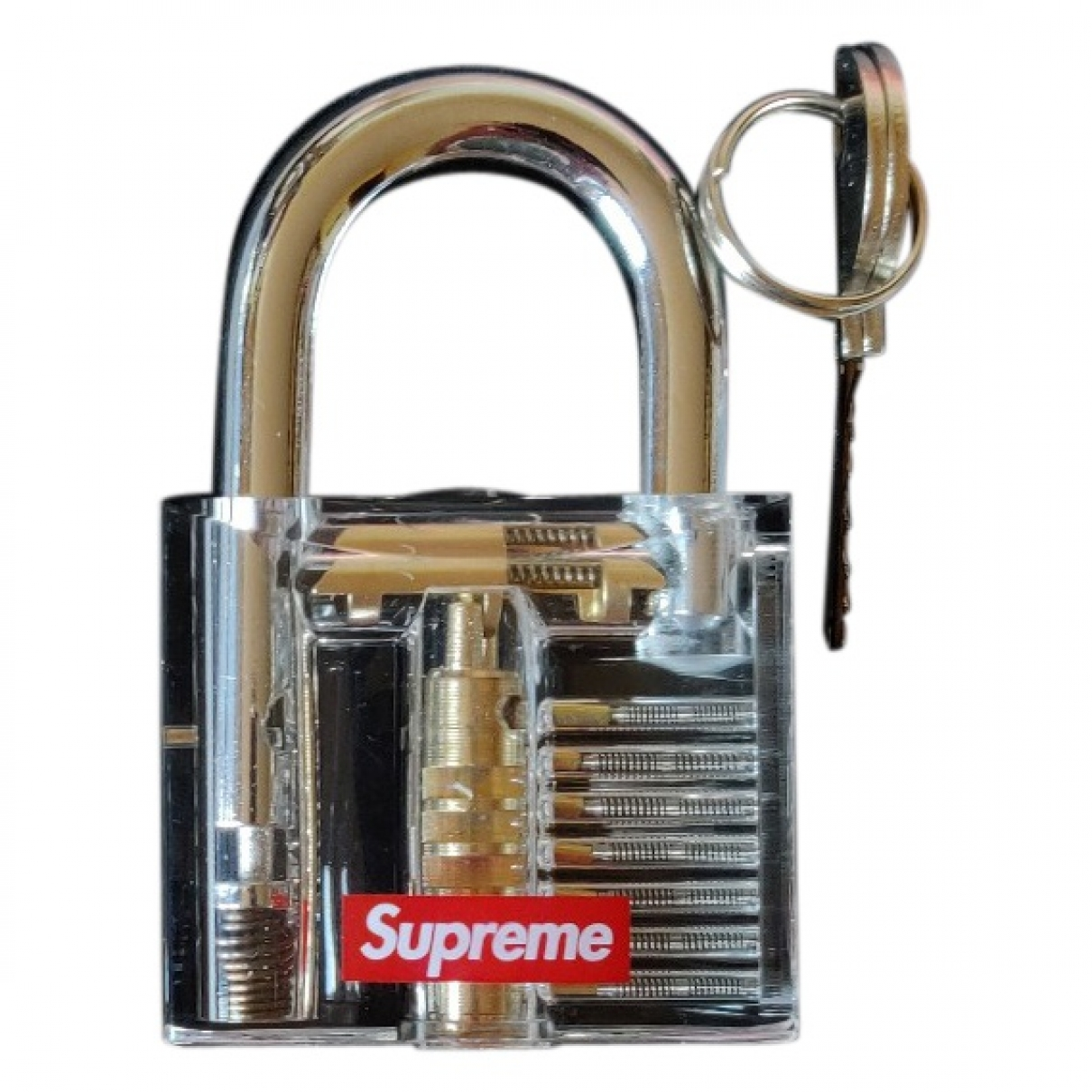 Supreme \N Gold Steel Home decor for Life & Living \N