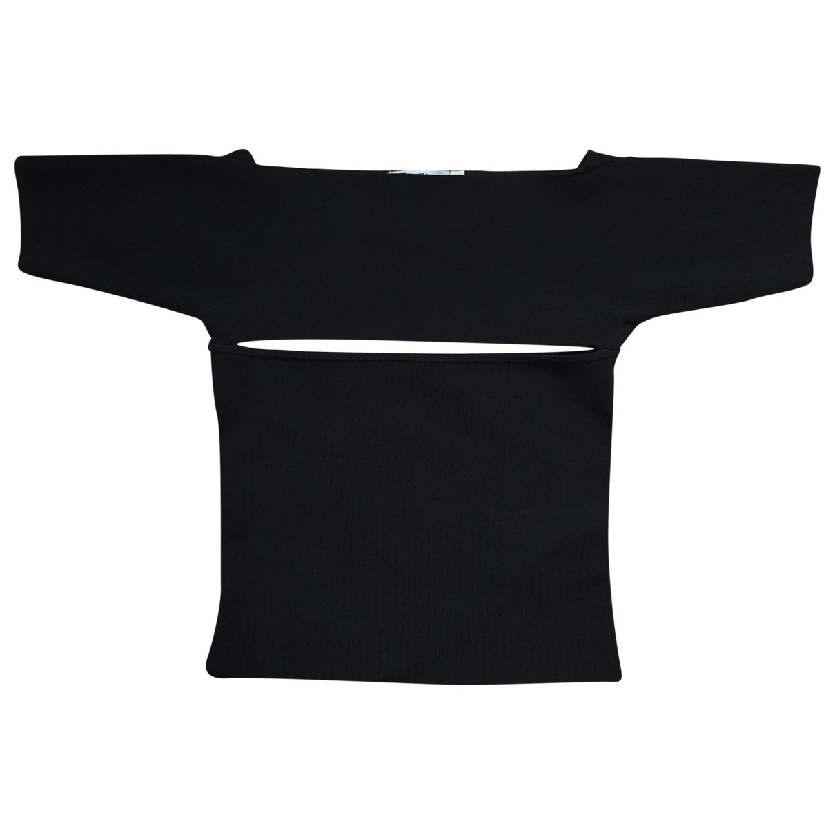 T By Alexander Wang \N Black  top for Women S International