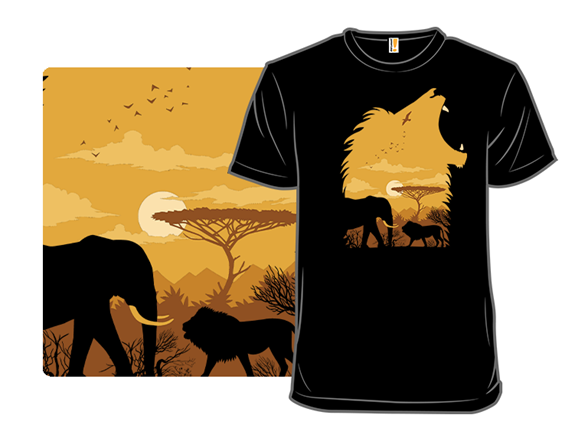 Kings Of Africa T Shirt