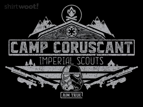 Camp Coruscant T Shirt