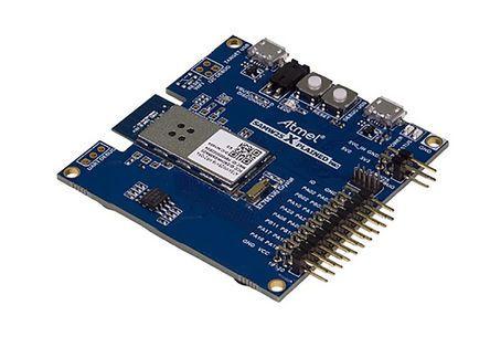 Microchip ATSAMW25-XPRO 2.7 → 3.6V WiFi Module Evaluation Kit, IEEE 802.11 SPI, UART