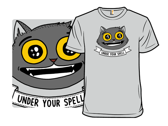 Under Your Spell T Shirt