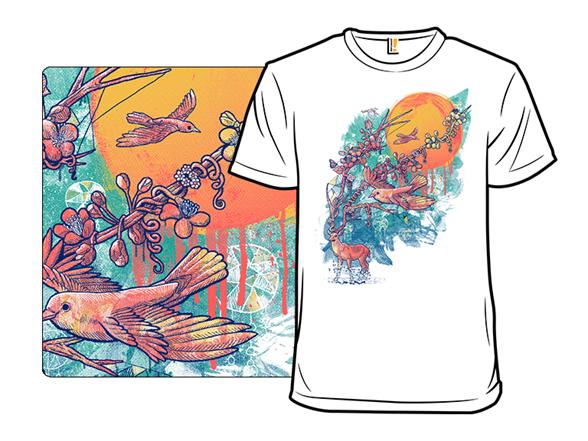 Spring Dream Remix T Shirt