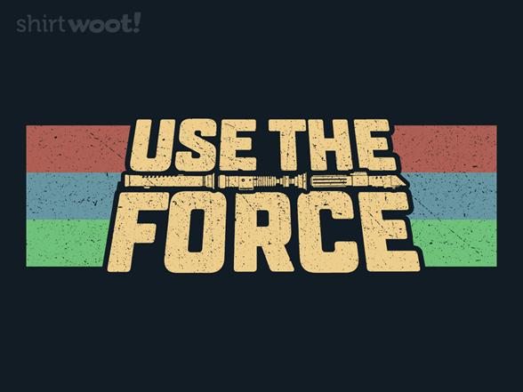 Retro Force T Shirt