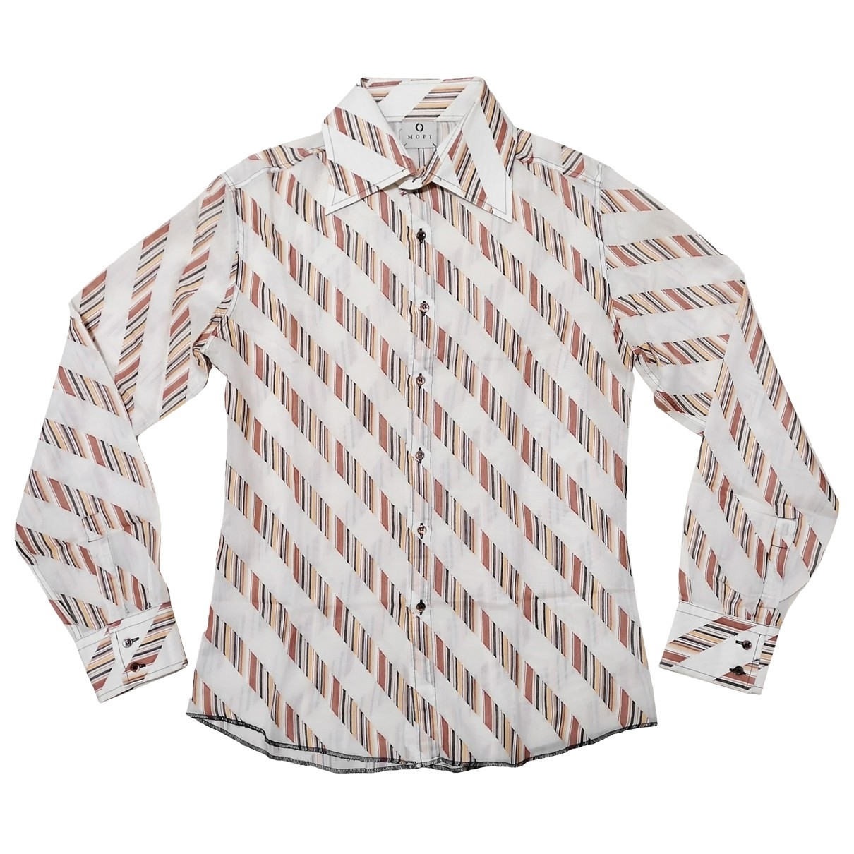 Non Sign?? / Unsigned \N Cotton Shirts for Men L International