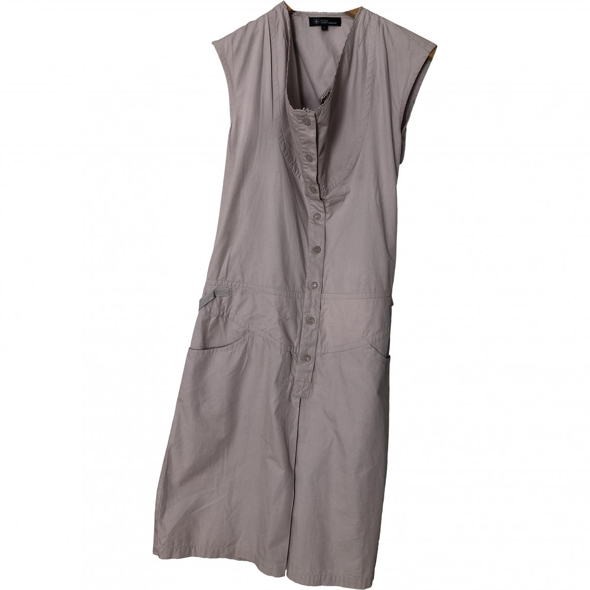 Isabel Marant Etoile \N Purple Cotton dress for Women 36 FR