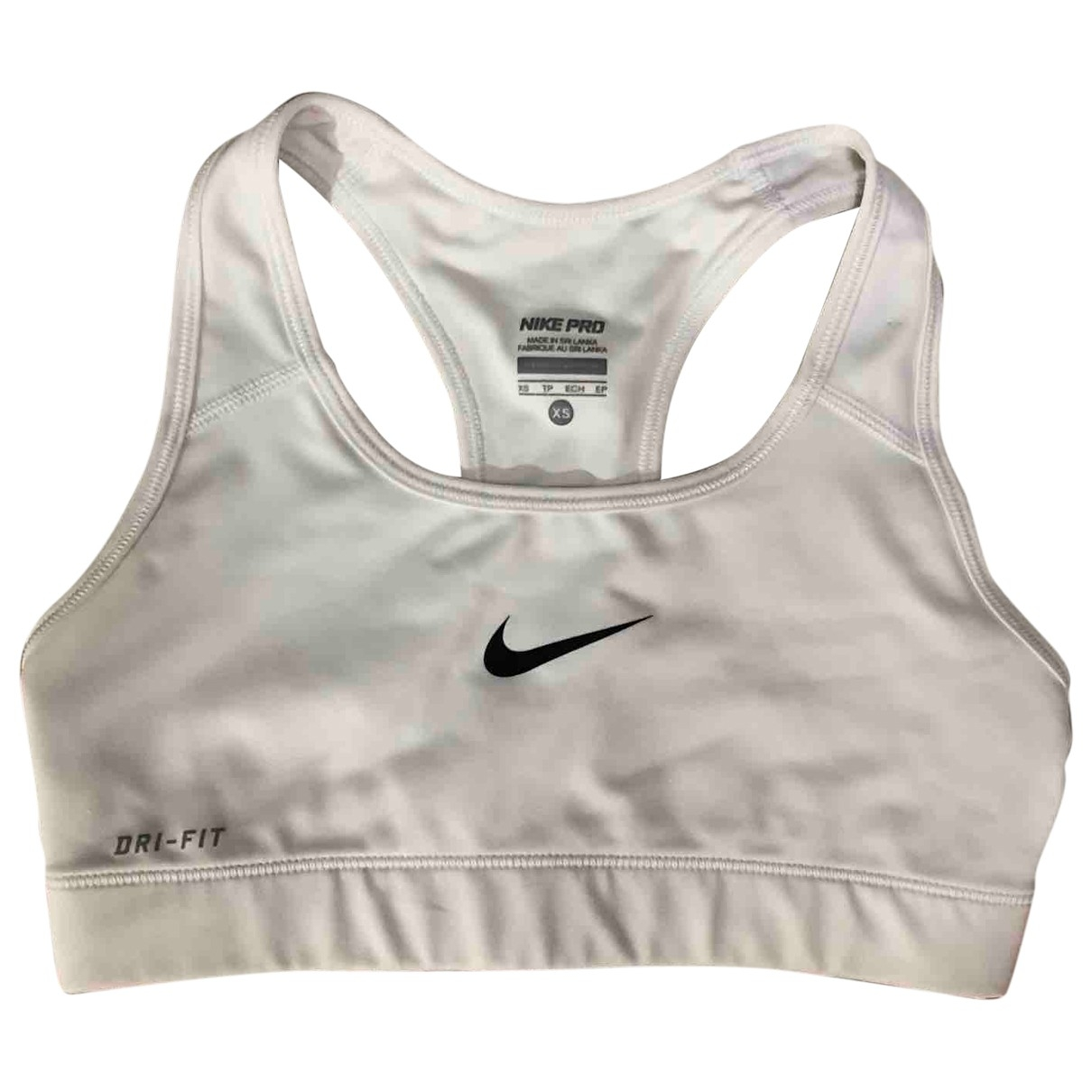Nike \N White  top for Women XS International